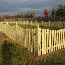 Modern Home Fencing And Gates by Beitzell Fence