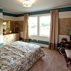 Traditional Bedroom by Sacksteder's Interiors