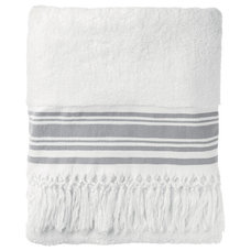 Traditional Bath Towels by TOAST