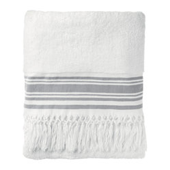 Anatolian Striped Bath Towel