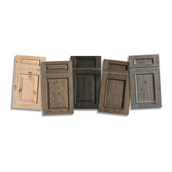 Dura Supreme Weathered Finish Collection - Reminiscent of ...