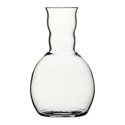 Hospitality Glass - Duo Carafe 6 Ct - Duo Carafe