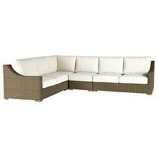 Transitional Outdoor Sofas by Ballard Designs