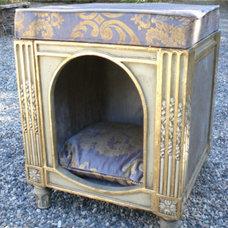 Contemporary Dog Beds Louis XVI Stool Pet Bed