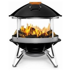 modern firepits by Home Depot
