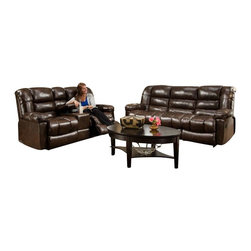 Chelsea Home Furniture - Chelsea Home Orleans Power Reclining 3-Piece Living Room Set in New Era Walnut - Orleans Power Reclining 3-Piece living room set in New Era Walnut belongs to the Chelsea Home Furniture collection .