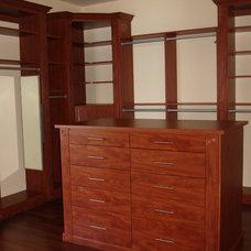 Traditional Closet by Organized Hawaii