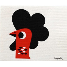 Contemporary Dish Towels by Trendy Tripper