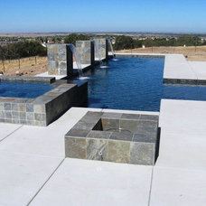 Swimming Pools And Spas by California Trademark Pools