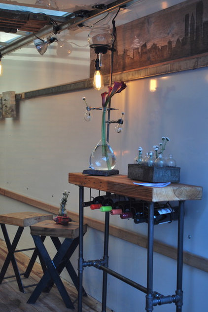 Industrial  by Urban Wood Goods