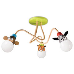 eclectic children lighting by Lighting Direct