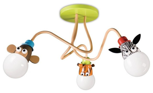Eclectic Kids Ceiling Lighting by Lighting Direct