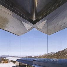 Modern  by David Hertz & Studio of Environmental Architecture