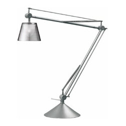 Flos - Flos | Archimoon K (Color) Table Lamp - Design by Philippe Starck in 1998-2004.