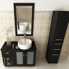 Bathroom Vanities And Sink Consoles by BathGems