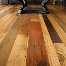 Contemporary Wood Flooring by MOUNTAIN LUMBER CO INC