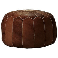 Mediterranean Ottomans And Cubes by Serena & Lily