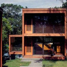 Contemporary Exterior Vetter Denk Architecture
