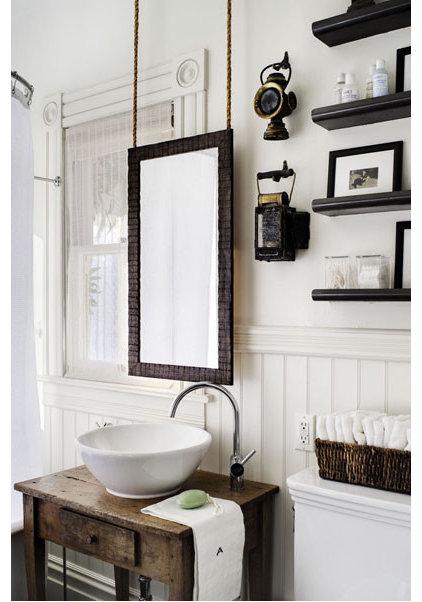 Eclectic Bathroom by Antonio Martins Interior Design
