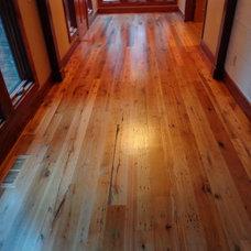 Traditional Hardwood Flooring by Frey's Hardwood Flooring