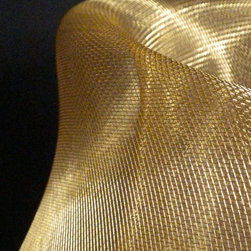 "Corset in Bronze - detail - 14""x14""x16""tall"