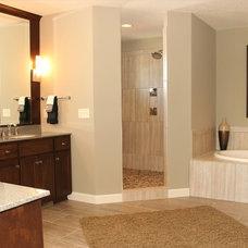 Contemporary Bathroom by LDK Homes