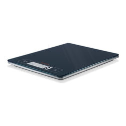 Soehnle - Soehnle Page Profi Digital Kitchen Scale, Black - Soehnle Page Profi Digital Kitchen Scale - Black - 67080   Digital kitchen scale made of glass with extra-high weight capacity of up to 15 kg/33 lb and a precise 1 g/0.05 oz graduation. The sensor keys ensure easy and convenient operation – a soft touch of the keys is sufficient. The new HOLD function even allows the weighing of bulky objects (e. g. packages) that cover up the display. The weight is being displayed for 10 seconds after weighing. With energy saving Auto-Off function. Select g and lb.