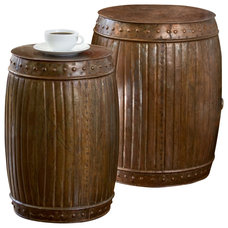 Asian Side Tables And End Tables by C.G. Sparks