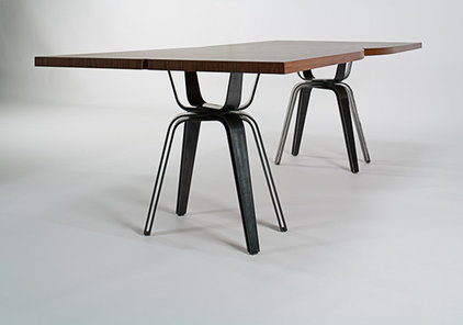 Modern Dining Tables by FINNE Architects
