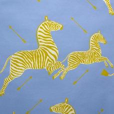 Eclectic Wallpaper by Furbish Studio