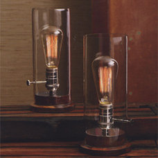 Roost Edison Table Lamp at Velocity Art And Design - Your home for modern furnit