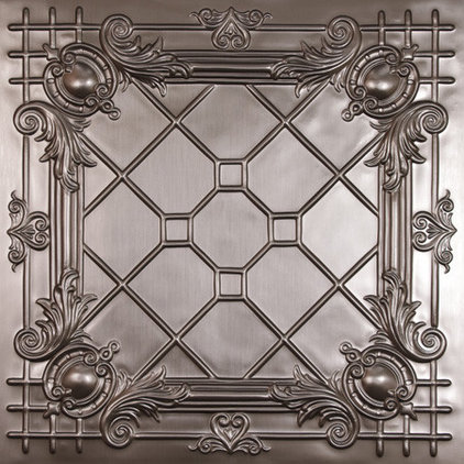 Eclectic Tile by betterthantin.com