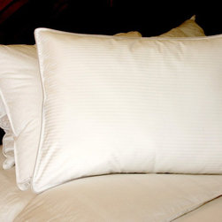 Tommy Bahama 500 TC PrimaLoft Pillows by ExceptionalSheets - MADE IN THE USA!