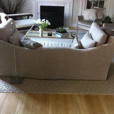by custom upholstery