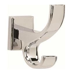 Alno Inc. - Alno Creations Universal Robe Hook Polished Chrome A7599-Pc - Alno Creations Universal Robe Hook Polished Chrome A7599-Pc
