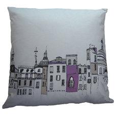 Modern Decorative Pillows by Helena Carrington