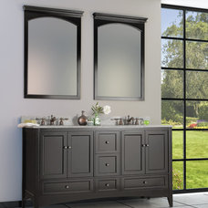 Transitional Bathroom Vanities And Sink Consoles by Foremost Groups Inc.- Bath