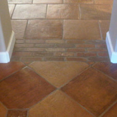 Floor Tiles by Mexican Tile and Stone