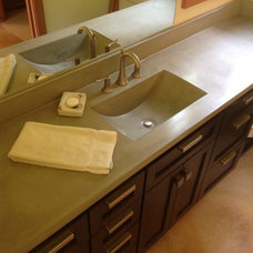 Contemporary Bathroom Sinks by VC Studio Inc.