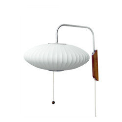 Bubble Lamp, Saucer Sconce