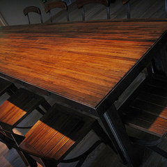 modern dining tables by CounterEvolution