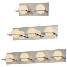 Contemporary Bathroom Vanity Lighting by Lumens