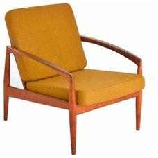Modern Accent Chairs by Danish Teak Classics