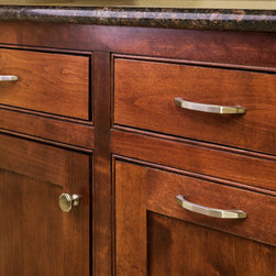 Cabinet Knobs & Pulls - Drake Collection from Elements by Hardware Resources