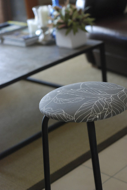 Ikea Fabric Stool