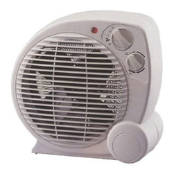 WORLD MARKETING OF AMERICA, INC. - HB211T Fan Forced Heater - Pelonis(R) fan forced heater - HB211T. Simple, easy to operate electric heater 3 heat settings of 500/1000/1500 watts