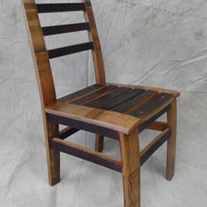 Eclectic Dining Chairs by MZ3D