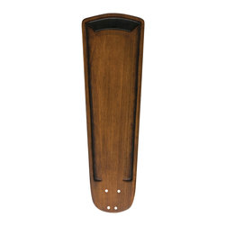 """Emerson - Emerson B101WA 22"""" Hand Carved Art Deco Blades - Compatible with Fans: CF787, CF788, CF921 CF620, CF4801, CF4501"""