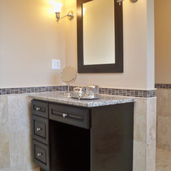 traditional bathroom by Focal Point Custom Renovations, LLC