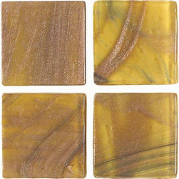 Designer Elegance Opalscence Tigers Eye Dots - Designer Elegance is a collection of listellos… special decorative tiles displaying a graphic motif created with color and/or relief. They are designed to coordinate with American Olean wall tiles. With a wide range of accent strips, rope liners, dots and chair rails, Designer Elegance makes it simple to create a room that reflects your personality.